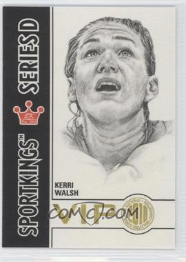 2010 Sportkings National Convention VIP Series D #VIP-04 - Kerri Walsh