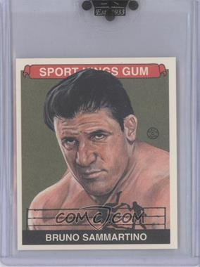 2010 Sportkings Series D - [Base] - Mini #205 - Bruno Sammartino