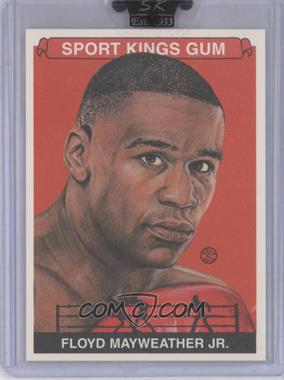 2010 Sportkings Series D - [Base] #171 - Floyd Mayweather Jr.