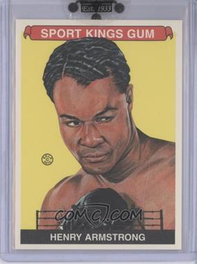 2010 Sportkings Series D - [Base] #172 - Henry Armstrong