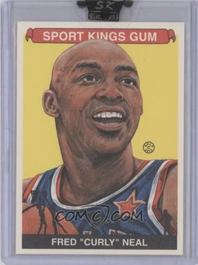 2010 Sportkings Series D - [Base] #202 - Curly Neal