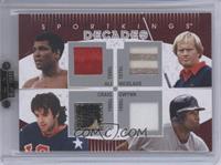 Muhammad Ali, Jack Nicklaus, Jim Craig, Tony Gwynn