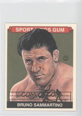 2010 Sportkings Series D Mini #205 - Bruno Sammartino