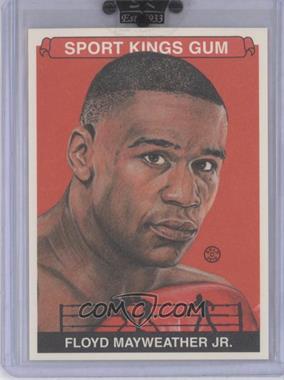 2010 Sportkings Series D #171 - Floyd Mayweather Jr.