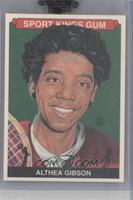 Althea Gibson [ENCASED]