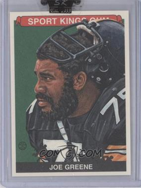 2010 Sportkings Series D #190 - Joe Greene