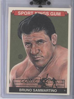 2010 Sportkings Series D #205 - Bruno Sammartino