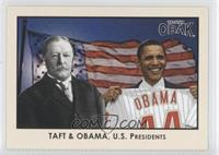 William H. Taft, Barack Obama