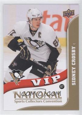 2010 Upper Deck The National - VIP #VIP-2 - Sidney Crosby