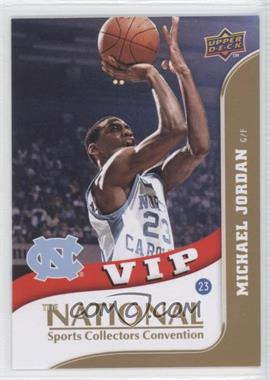 2010 Upper Deck The National - VIP #VIP-5 - Michael Jordan