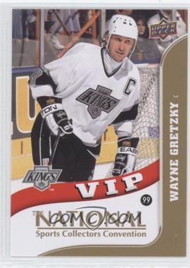 2010 Upper Deck The National - VIP #VIP-6 - Wayne Gretzky