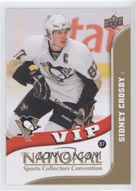 2010 Upper Deck The National VIP #VIP-2 - Sidney Crosby