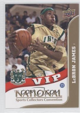 2010 Upper Deck The National VIP #VIP-3 - Lebron James