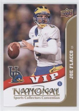 2010 Upper Deck The National VIP #VIP-4 - Joe Flacco