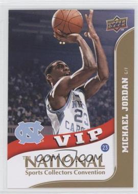 2010 Upper Deck The National VIP #VIP-5 - Michael Jordan