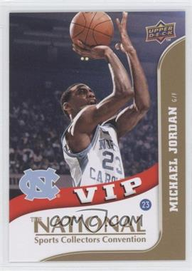 2010 Upper Deck The National VIP #VIP-5 - Michael Jordan