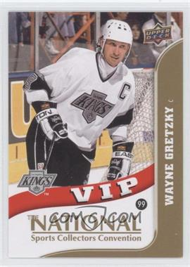 2010 Upper Deck The National VIP #VIP-6 - Wayne Gretzky
