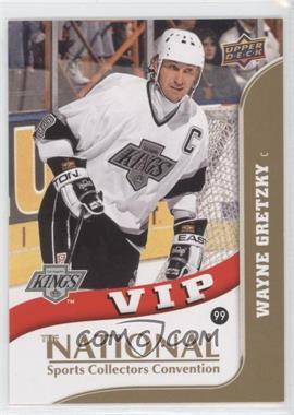 2010 Upper Deck The National VIP #VIP-6 - Wayne Gretzky