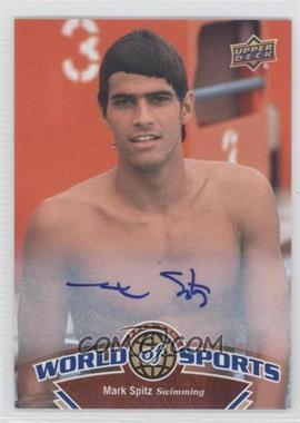 2010 Upper Deck World of Sports - [Base] - Autograph [Autographed] #203 - Mark Spitz