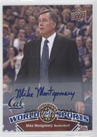 Mike Montgomery