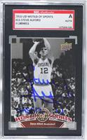 Steve Alford [SGC AUTHENTIC AUTO]