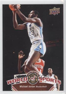 2010 Upper Deck World of Sports - [Base] #337 - Michael Jordan