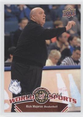 2010 Upper Deck World of Sports - [Base] #357 - Rick Majerus