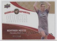 Heather Mitts /550