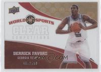 Derrick Favors /550