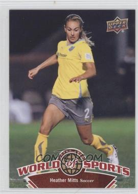 2010 Upper Deck World of Sports [???] #107 - [Missing]