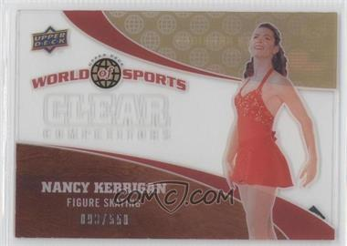 2010 Upper Deck World of Sports [???] #CC-30 - [Missing] /550
