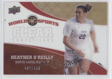 2010 Upper Deck World of Sports [???] #CC-42 - [Missing] /550