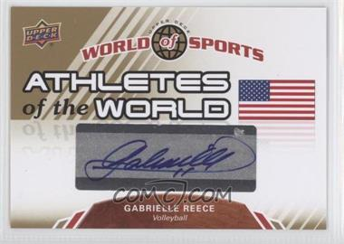 2010 Upper Deck World of Sports Athletes of the World #AW-22 - [Missing]