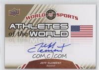 Jeff Clement