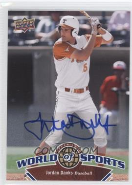 2010 Upper Deck World of Sports Autograph [Autographed] #157 - [Missing]