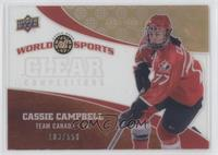 Cassie Campbell /550