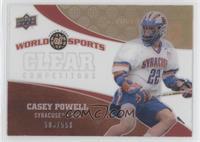 Casey Powell /550