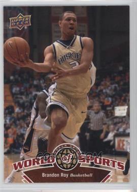 2010 Upper Deck World of Sports #3 - Brandon Roy