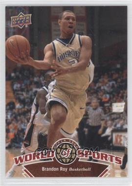 2010 Upper Deck World of Sports #3 - Brandon Roy