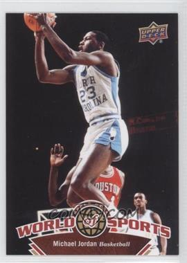 2010 Upper Deck World of Sports #337 - Michael Jordan