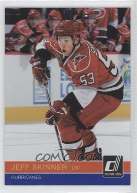 2011 Donruss National Convention - [???] #RR10 - Jeff Skinner /10