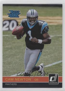 2011 Donruss National Convention Rated Rookies #RR1 - Cam Newton