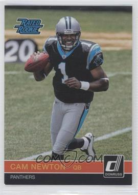 2011 Donruss Rated Rookie National Convention [???] #RR1 - Cam Newton