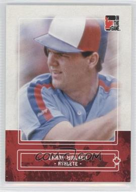 2011 In the Game Canadiana - [Base] - Ruby #54 - Larry Walker /180