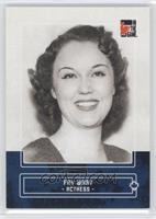 Fay Wray /50