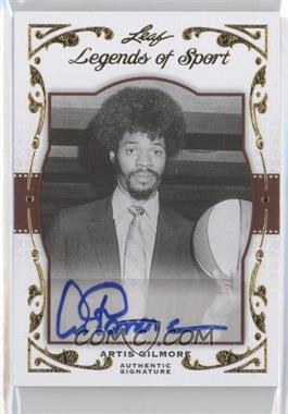 2011 Leaf Legends of Sport [???] #7 - Artis Gilmore /5