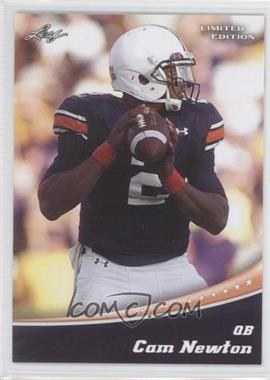 2011 Leaf Limited Edition [???] #4 - Cam Newton