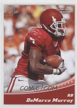 2011 Leaf Limited Edition [???] #8 - DeMarco Murray
