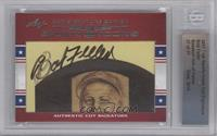Bob Feller /27 [BGS AUTHENTIC]