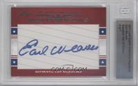 Earl Weaver /7 [BGS AUTHENTIC]